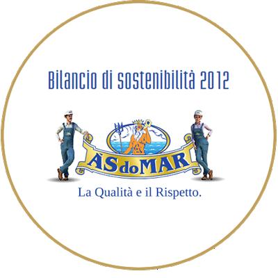 Bilancio di Sostenibilità ASDOMAR 2012