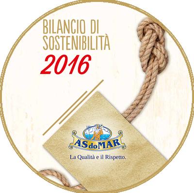 Bilancio di Sostenibilità ASDOMAR 2016
